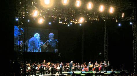 Interpretación de  El Rey  por Plácido Domingo en Foro ...