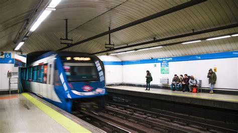 Interrumpida durante dos horas la línea 10 de Metro de ...