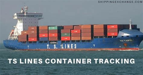 Intra Asia specialists, TS Lines Container Transport ...