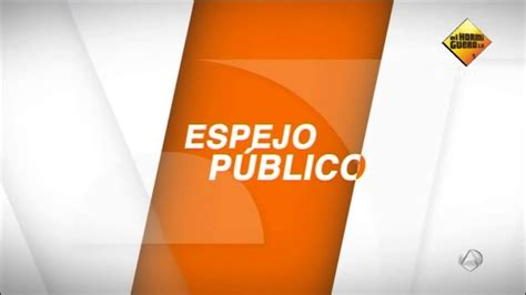 Intro  Espejo Público    Antena 3   YouTube