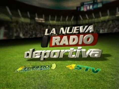 INTRO RADIO DEPORTIVA   YouTube