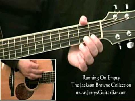 Intro  Running On Empty    Jackson Browne musica e video