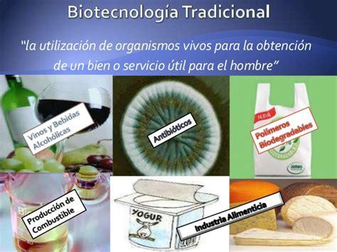 Introduccion a la Biotecnologia y sus Aplicaciones a la ...