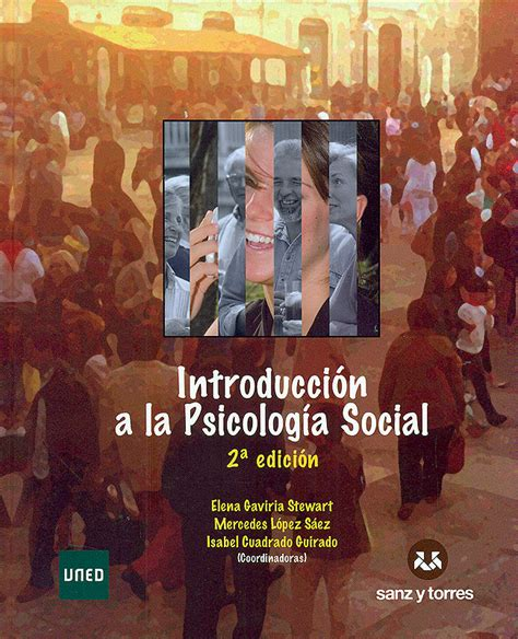INTRODUCCIóN A LA PSICOLOGíA SOCIAL  LIBRO DE TEORíA ...
