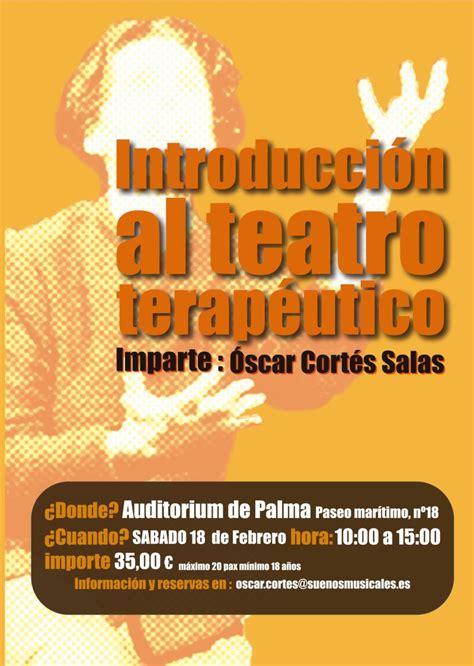 Introducción al teatro terapéutico | Gestaltnet