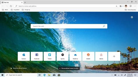 Introducing Microsoft Edge Beta: Be one of the first to ...