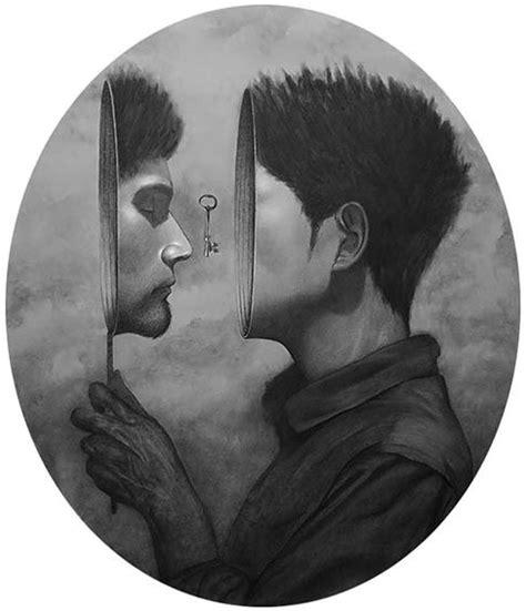 Introspección por Clepz   Retratos | Dibujando.net ...