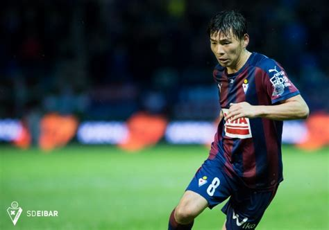 Inui: El Eibar es el mejor equipo en el que he jugado | SD ...