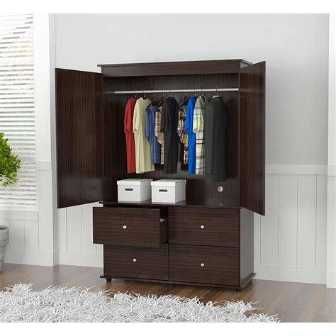 Inval Audio/ Video Armoire Cabinet | eBay
