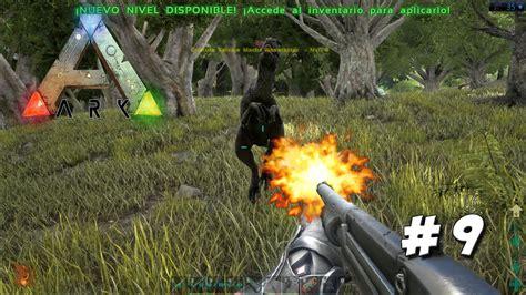 INVASIÓN RAPTOR!!! // ARK mod serie Survival #9   juego ...