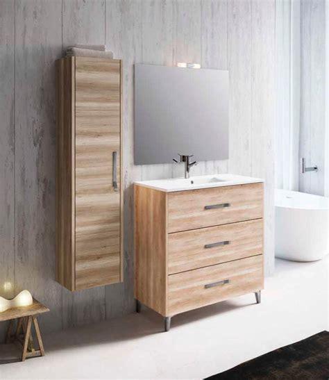 INVE Mueble de Baño Modelo ERIKA con Patas de 60cm
