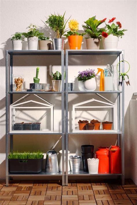 Invernaderos, plantas...decoración para balcones y ...