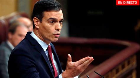 Investidura Pedro Sánchez: Última hora tras la votación ...