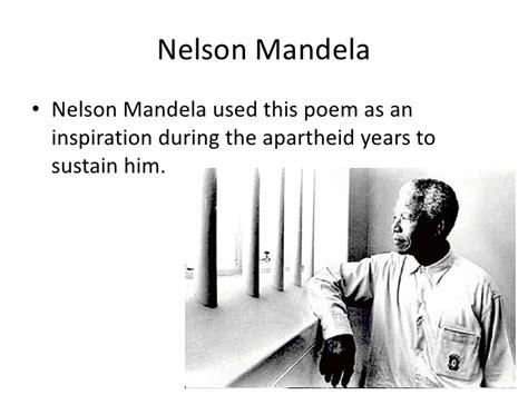 Invictus Mandela Poesia   Poesie Poesie