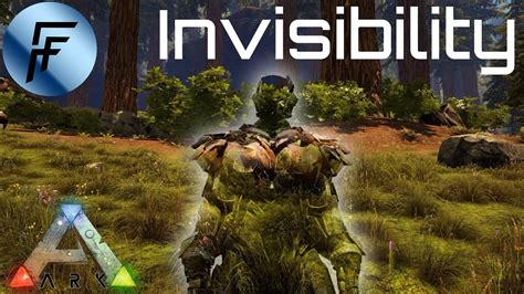 Invisibility Admin Commands   ARK: Survival Evolved   YouTube