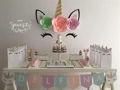 Invitación de Cumpleaños de Unicornios【 GRATIS   2021