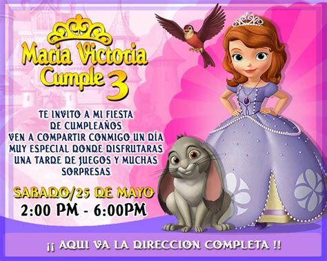 Invitaciones Infantiles Personalizadas Postales Cumpleaños ...