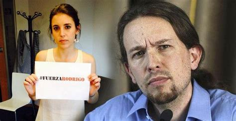 ¿Irene Montero es la nueva novia de Pablo Iglesias?