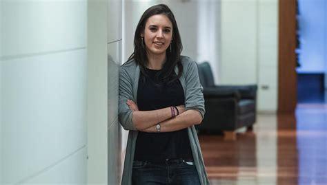 Irene Montero, la mujer que programa a Pablo Iglesias ...