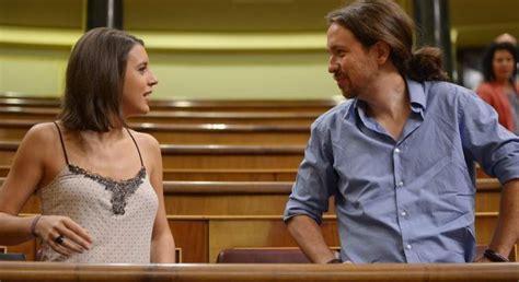 Irene Montero y Pablo Iglesias se dan un tiempo como ...