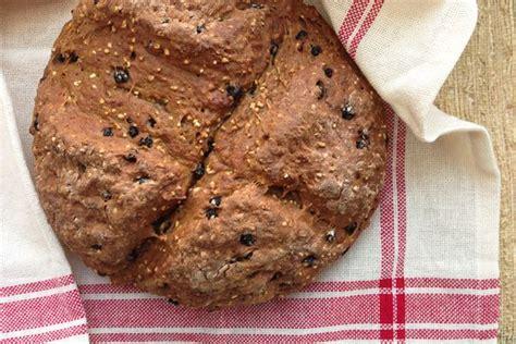 Irish soda bread with wild blueberries | Soda bread, Irish ...