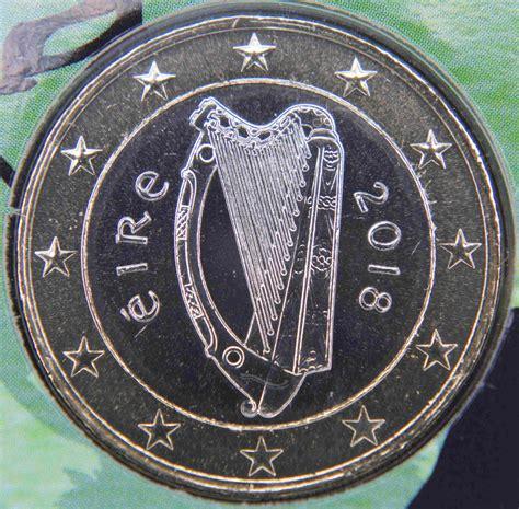 Irlande 1 Euro 2018   pieces euro.tv   Le catalogue des ...