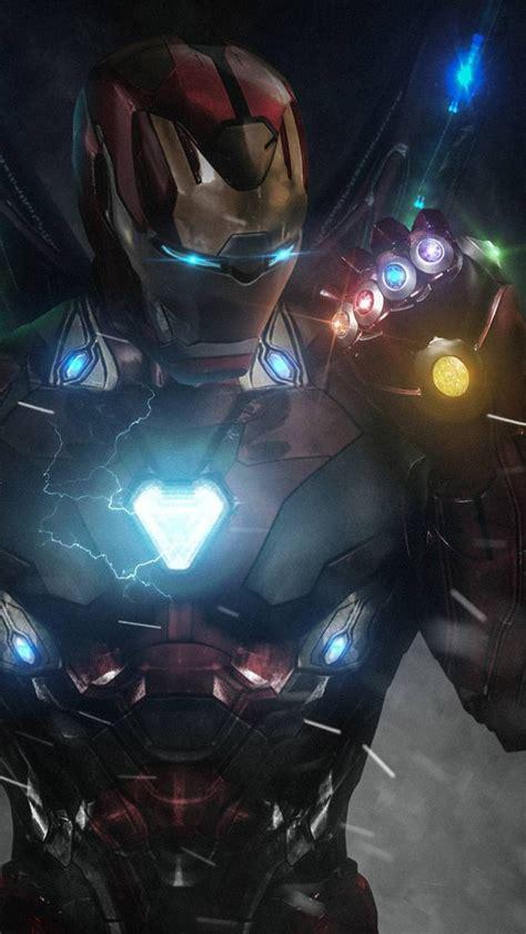 Iron Man Guantelete Del Infinito Con 6 Gemas Reales :v ...