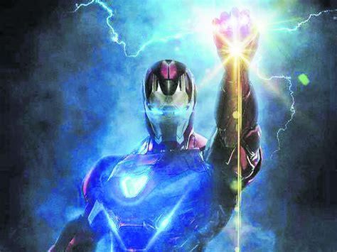 ¿Iron Man le robará el guantelete a Thanos?
