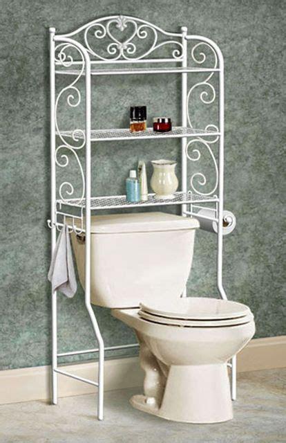 Iron Shelves toilet bathroom shelf bathroom toilet washing ...