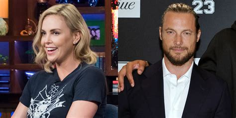 Is Charlize Theron Dating Gabriel Aubry? Has She 'Swum in ...