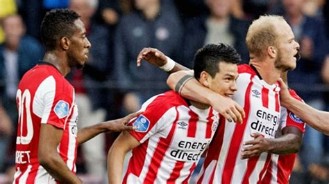 Is Hirving Lozano s start the best ever for a Mexican ...