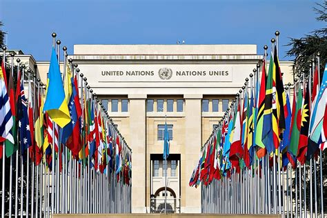 Is North Korea A Part Of The United Nations?   WorldAtlas.com