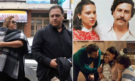 Is pablo escobar family still rich Juan Pablo Escobar ...