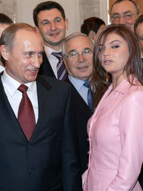 Is this Putin s secret family? Russian President s  lover ...