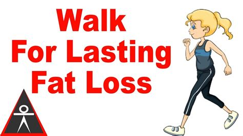 Is Walking the Best Fat Loss Exercise?   YouTube