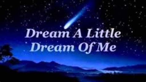 Isa chante  Dream a little dream of me    YouTube