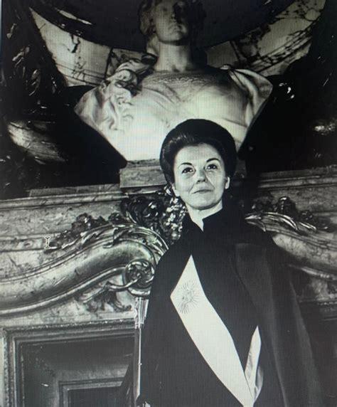 Isabel Perón cumple 90 años   La verdadera historia de la ...