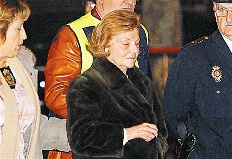 Isabel Perón cumple este domingo 87 años   Perfil