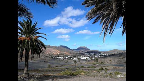 Isla de Lanzarote  Tierra de volcanes  Islas Canarias ...