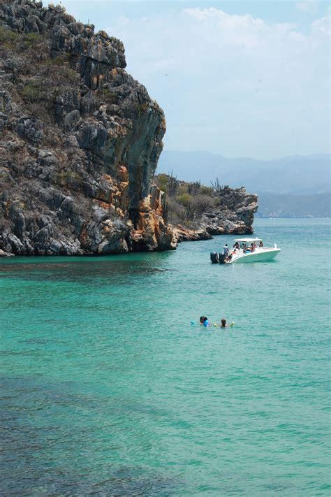 Isla el Faro. Mochima   Venezuela paisajes, Playas de ...