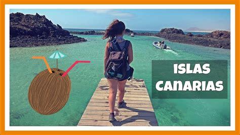 Islas Canarias en 5 minutos | Tenerife, La Palma, Gran ...
