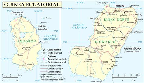 Islas de Guinea Ecuatorial   Wikipedia, la enciclopedia libre