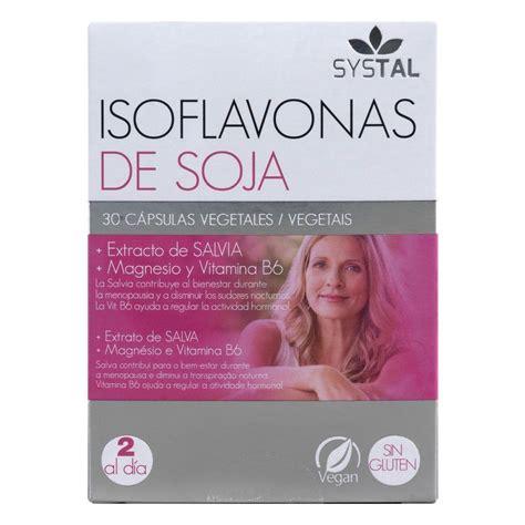 Isoflavonas de soja en Mercadona   Comprar Online   Top 10