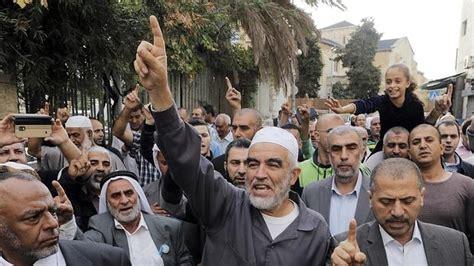 Israel ilegaliza al movimiento islamista más popular entre ...