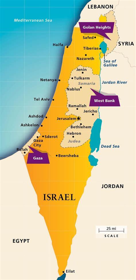 Israel. Mapa   Mapa mundi, Israel, Mapa