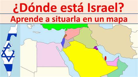 Israel Mapa Mundial