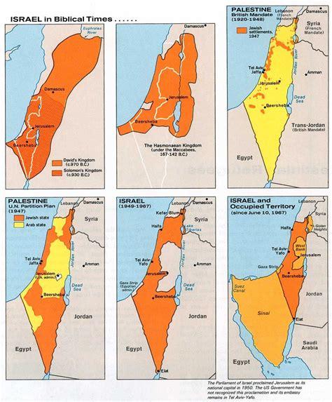 Israel   Mapas Geográficos de Israel   Mapa, Mapas ...