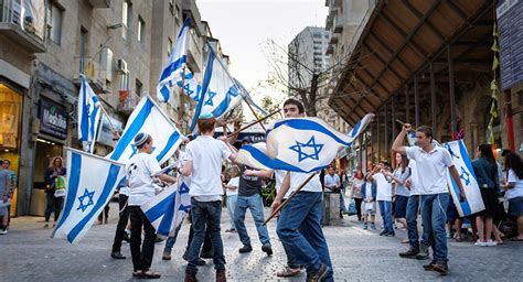 Israel multiplica por diez su población desde el ...