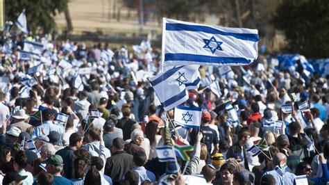 ISRAEL POPULATION PYRAMID
