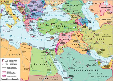 Israel Umfeld